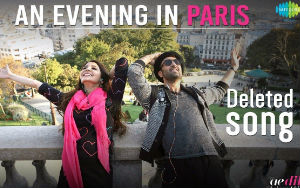 Watch Deleted Song 'An Evening In Paris' From ADHM
