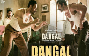 Dangal Title Track Is Out!