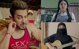 Secret Superstar Teaser ft. Zaira Wasim, Aamir Khan