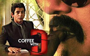 'Coffee With D' Trailer