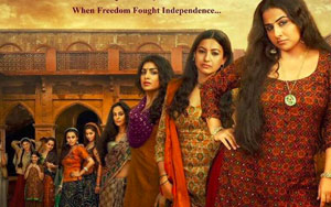 Begum Jaan Trailer: Vidya Balan Will Stun You As The Fiery And Fearless Brothel Owner