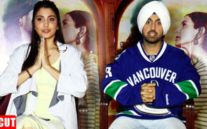 WATCH: Anushka Sharma And Diljit Dosanjh Talk All About Phillauri And Punjabi Songs