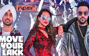 Move Your Lakk Video Song - Noor ft Sonakshi Sinha & Diljit Dosanjh, Badshah