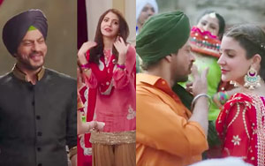 Jab Harry Met Sejal: 'Butterfly' Song Shows US Shah Rukh Khan's Turbaned Avatar