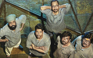 Lucknow Central' Trailer: Farhan Akhtar, Gippy Grewal Plot A Prison Break With Band Of Convicts
