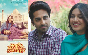 Shubh Mangal Saavdhan Trailer: Ayushmann Khurrana, Bhumi Pednekar In A Desi Laugh Riot