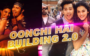 Judwaa 2 Song Oonchi Hai Building 2.0: Varun Dhawan, Taapsee Pannu Ratchet Up The Heat