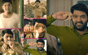 Firangi Song Oye Firangi: Kapil Sharma Is Amazed By The English Lifestyle. Watch Video