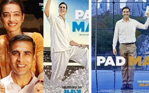 'Padman' Trailer: Akshay Kumar Emerges As The New Indian Superhero