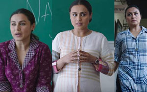 Hichki Trailer: Rani Mukerji's Journey Towards Overcoming Her Weakness Is Inspiring, Watch Video