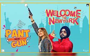 The First Song 'Pant Mein Gun' From Welcome To New York Is Out...Watch It Now!