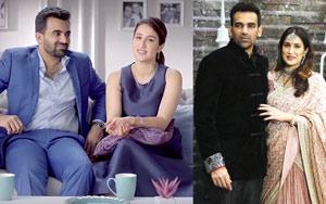 Sagarika Ghatge And Zaheer Khan Decode Their Love Story In This Video