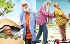102 Not Out Trailer: Rishi Kapoor And Amitabh Bachchan Prove Old Is Gold