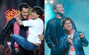 WATCH: Salman Khan, SRK Create Magic In 'Zero' Eid Teaser