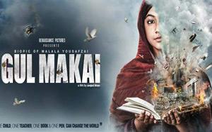 Teaser of 'Gul Makai' AKA Malala Yousafzai