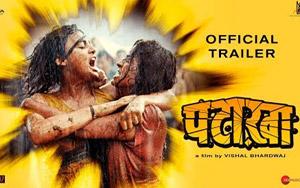 'Pataakha' Trailer ft. Sanya Malhotra, Radhika Madan, Sunil Grover
