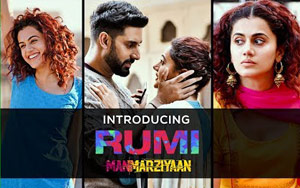 Introducing Rumi - 'Manmarziyaan'