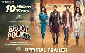 WATCH: Bhoot Police - Trailer | Saif Ali Khan | Arjun Kapoor | Jacqueline Fernandez | Yami Gautam