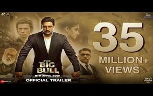 WATCH: Official trailer of Big Bull starring Abhishek Bachchan, digital release April 8
