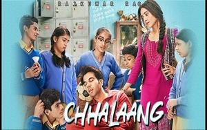 Chhalaang Movie Trailer | Rajkummar Rao, Nushrratt Bharuccha | Hansal Mehta | Nov 13