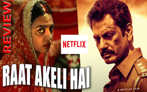 WATCH: RAAT AKELI HAI - Crime Thriller | TRAILER REVIEW | Radhika Apte Nawazuddin Siddiqui #bollywoo