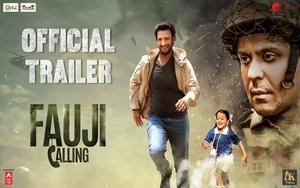 WATCH: Fauji Calling trailer starring Sharman Joshi and Mugdha Godse releasing Feb 25,2021