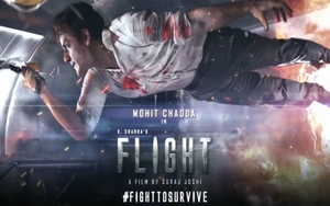 Flight: Official Traile starring Mohit Chadda releases April 2, 2021