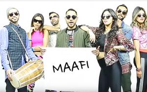MAAFI (Justin Bieber's Sorry Bollywood Remix)