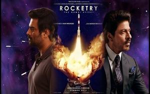 WATCH: Rocketry- The Nambi Effect Trailer starring R. Madhavan, Simran Bagga, & ShahRukh Khan