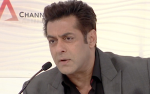 My dad is a Muslim, my mother is a Hindu and I call myself 'insaan'-  Salman Khan