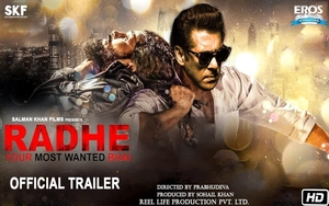 WATCH: Official Trailer of Radhe: Your Most Wanted Bhai featuring Salman Khan releases on Eid