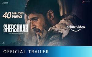WATCH: Shershaah - Official Trailer Starring Sidharth Malhotra, Kiara Advani release Aug 12
