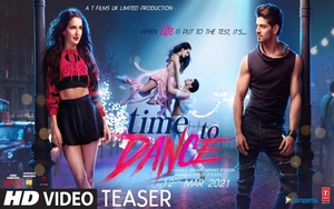 WATCH: Time To Dance: Official Trailer: Sooraj Pancholi & Isabelle Kaif: Release March 12th