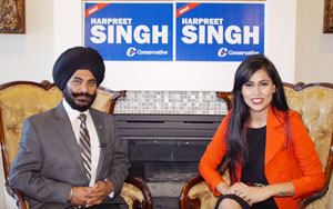 Harpreet Singh Talks About His Journey From Media to Politics At Darpan Chat Central