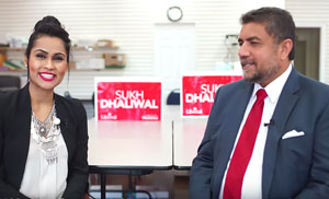 Sukh Dhaliwal Tells Why He Is The Most Deserving Candidate In Surrey-Newton Federal Election