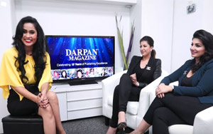 Darpan Chat Central With Pink Orchid Studio
