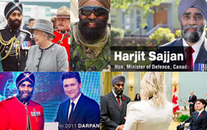 10 Cool Facts About Canadian Defence Minister Harjit Singh Sajjan