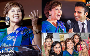 BC Premier Christy Clark's Inspiring Speech at the DARPAN Awards