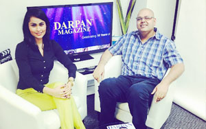 Alex Sangha Talks Everything About LGBTQ Community At Darpan Chat Central