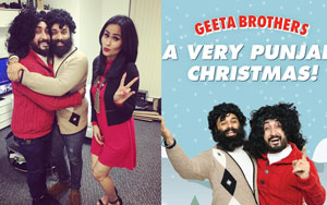 YouTube Sensation JusReign Talks About 'A Very Punjabi Christmas' At Darpan Chat Central