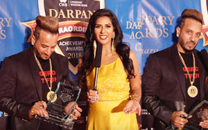 'It's A Big Thing': JAZZY B Talks About Winning The DARPAN Artistic Visionary Award 2018