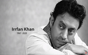 Bollywood actor Irrfan Khan passes away after losing his battle to Cancer