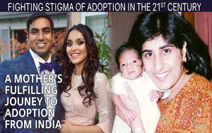 Fighting Stigma of Adoption in the 21st Century with a Heartfelt Memoir