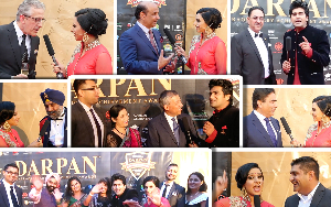 DARPAN AWARDS 2016 - Fabulous Red Carpet With Members Of The South Asian Community And Socialites