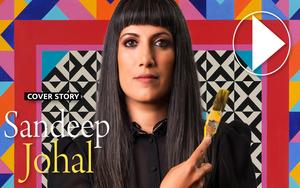 Sandeep Johal: Punjabi Visual Artist breaking the mold in Canada