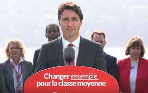 Justin Trudeau Criticizes Harper's Plan To Fix The Recession