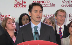 Justin Trudeau Takes A Dig At Immigration Minister Chris Alexander