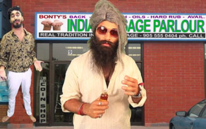 Jus Reign - Bonty's Traditional India Massage Parlour