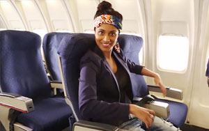 Welcome to Irie Airlines - Superwoman