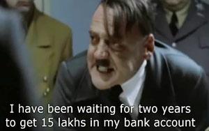 Watch Hitler Reacting To Modi's Demonetisation Move